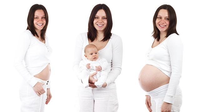 Etapy ciąży